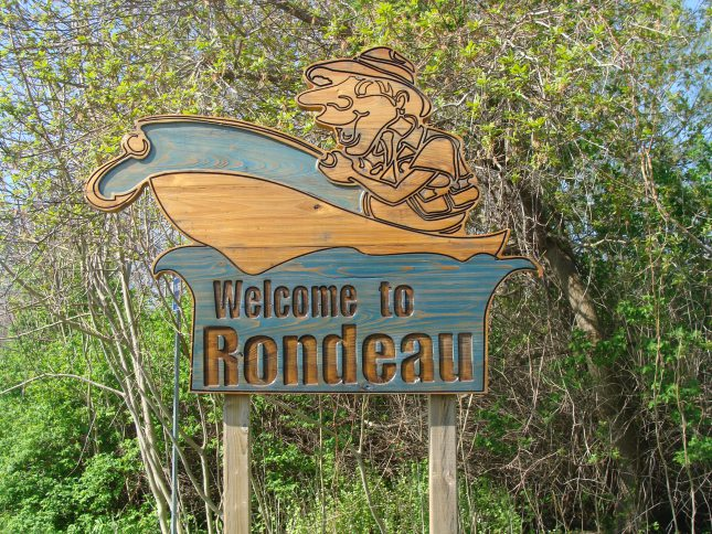 Walking the trails at Rondeau Provincial Park has brought numerous hours of pure joy