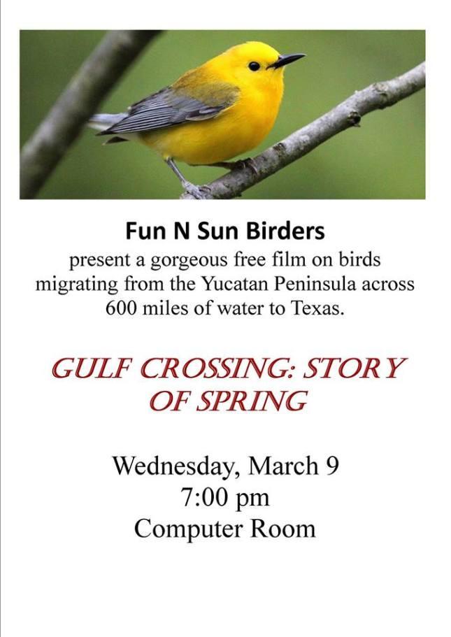 Gulf Crossing Poster
