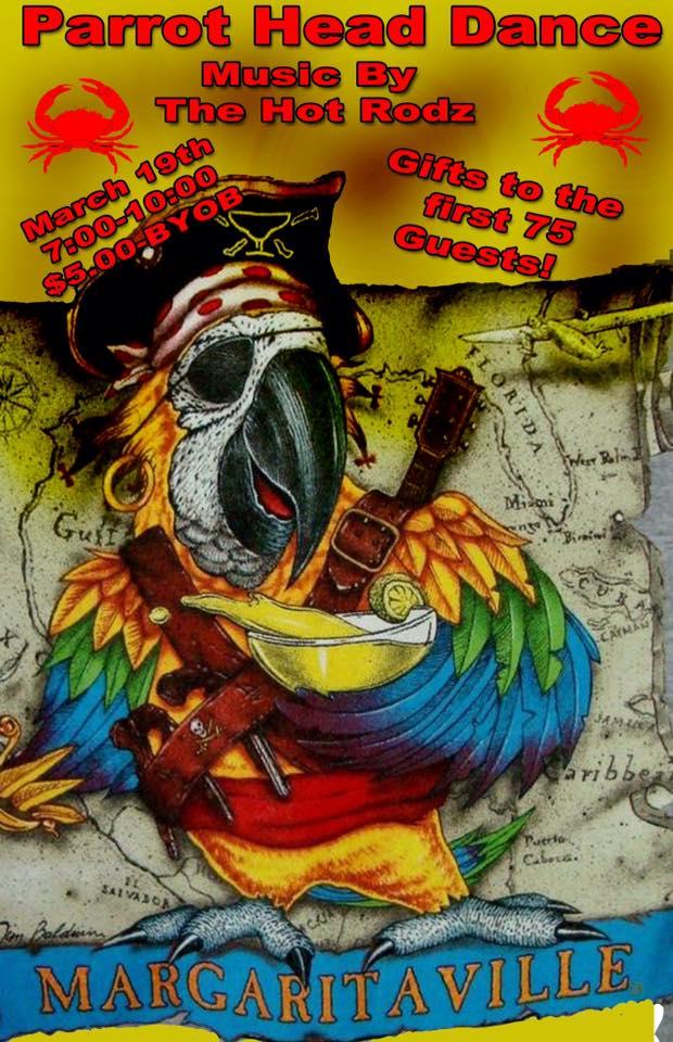 Parrot Head Dance