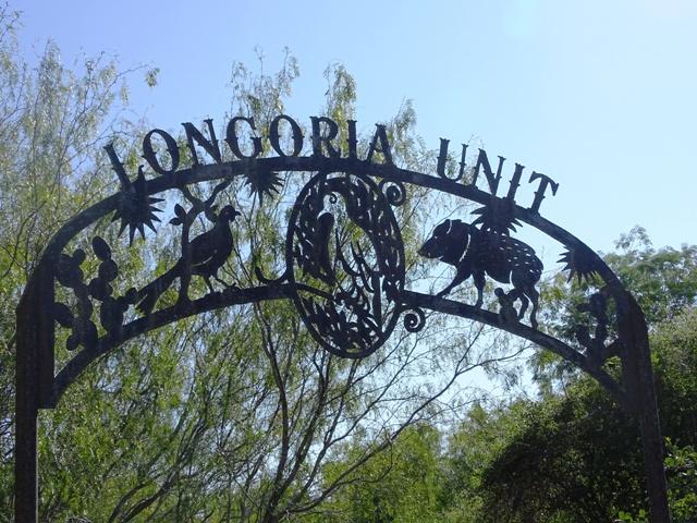 Longoria Unit Entrance